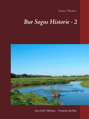 cover image of Bur Sogns Historie--2