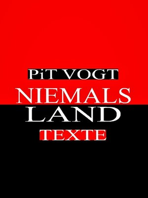 cover image of Niemals--Land