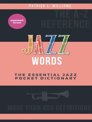 cover image of Jazz Words