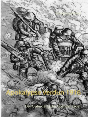 cover image of Apokalypse Verdun 1916