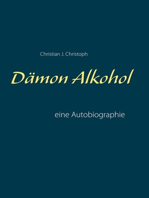 cover image of Dämon Alkohol