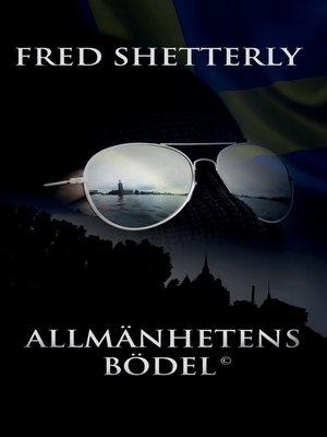 cover image of Allmänhetens Bödel