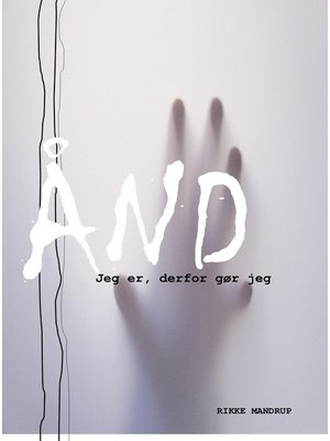 cover image of Ånd