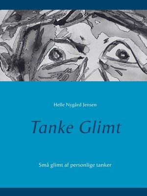 cover image of Tanke Glimt