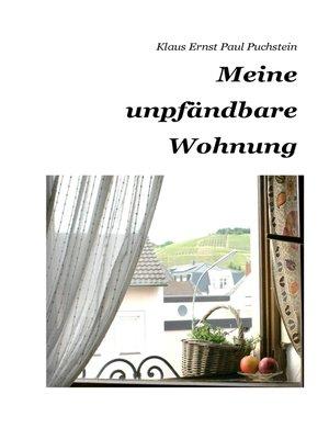 cover image of Meine unpfändbare Wohnung