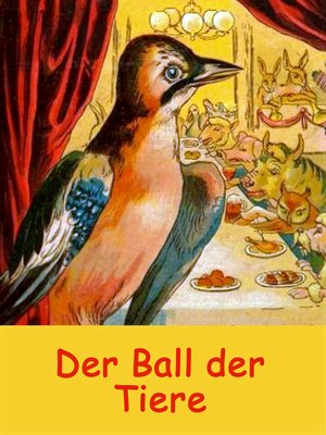cover image of Der Ball der Tiere