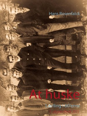 cover image of At huske