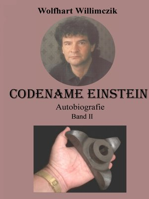 cover image of Codename Einstein Band II