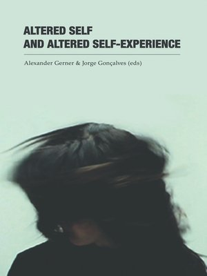 cover image of Altered Self and Altered Self-Experience