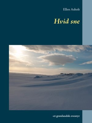 cover image of Hvid sne