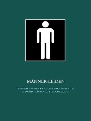 cover image of Männer-Leiden