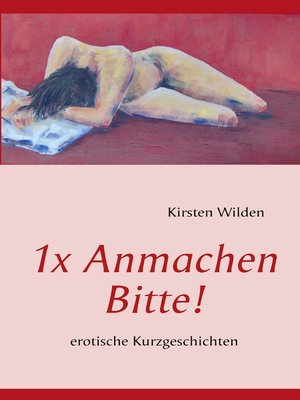cover image of 1x Anmachen Bitte!