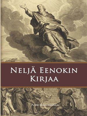 cover image of Neljä Eenokin kirjaa