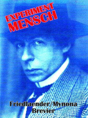 cover image of Experiment Mensch
