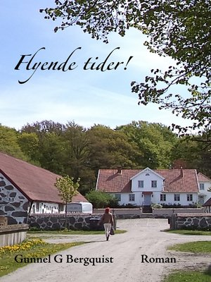 cover image of Flyende tider!