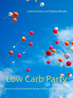 cover image of Low Carb Party