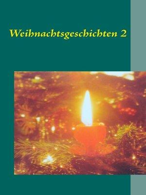 cover image of Weihnachtsgeschichten 2