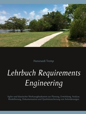 cover image of Lehrbuch Requirements Engineering