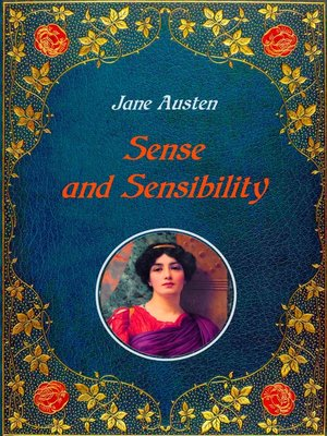 cover image of Sense and Sensibility--Illustrated