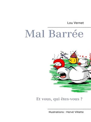 cover image of Mal barrée