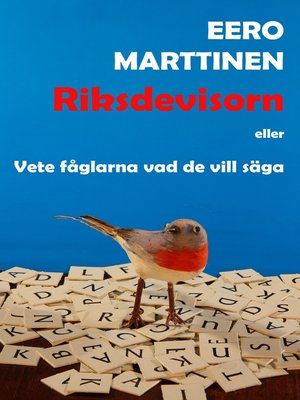 cover image of Riksdevisorn