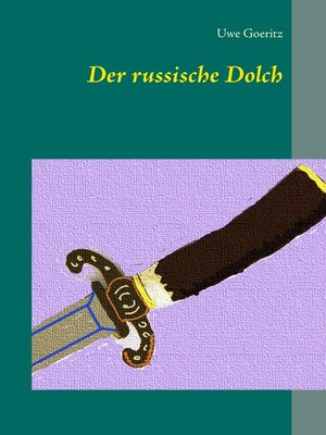 cover image of Der russische Dolch