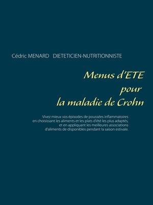 cover image of Menus d'été pour la maladie de Crohn