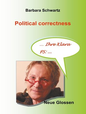cover image of Political correctness