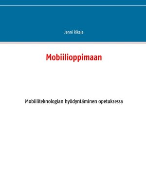 cover image of Mobiilioppimaan