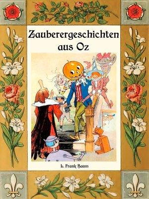 cover image of Zauberer-Geschichten aus Oz