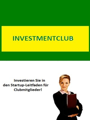 cover image of Investment Club