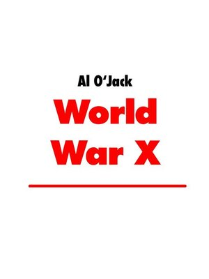 cover image of World War X