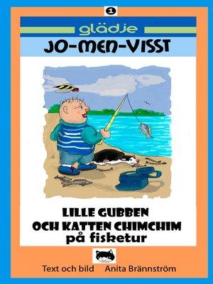 cover image of Lille gubben och ChimChim på fisketur