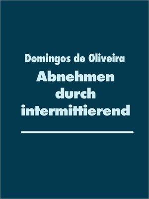 cover image of Abnehmen durch intermittierendes Fasten