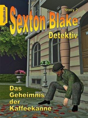 cover image of Das Geheimnis der Kaffeekanne