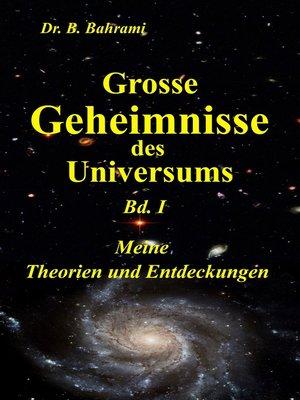 cover image of Meine Theorien und Entdeckungen