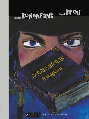 cover image of Caramandran le magicien