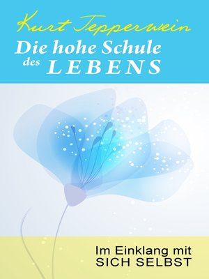 cover image of Die hohe Schule des Lebens