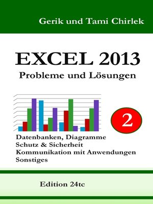 cover image of Excel 2013. Probleme und Lösungen. Band 2
