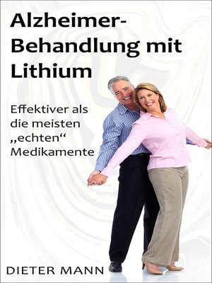 cover image of Alzheimer-Behandlung mit Lithium