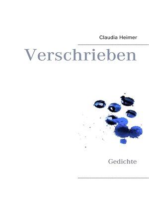 cover image of Verschrieben
