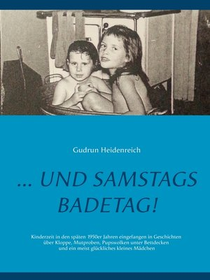 cover image of ...und samstags Badetag
