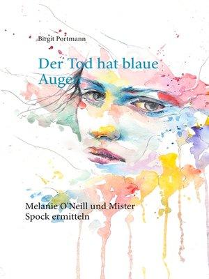 cover image of Der Tod hat blaue Augen