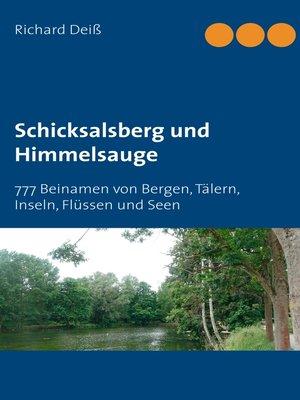 cover image of Schicksalsberg und Himmelsauge