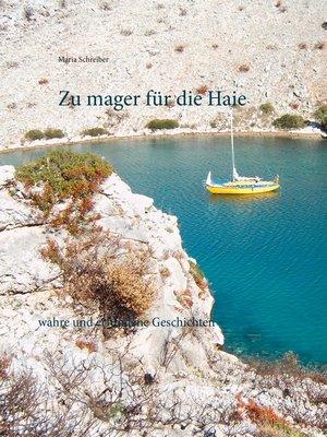 cover image of Zu mager für die Haie