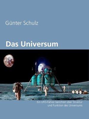 cover image of Das Universum