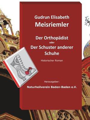 cover image of Der Orthopädist