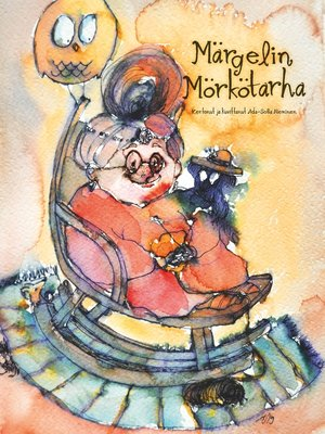 cover image of Märgelin Mörkötarha