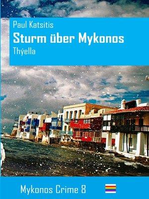 cover image of Sturm über Mykonos