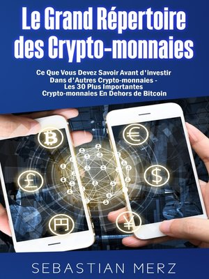 cover image of Le Grand Répertoire des Crypto-monnaies